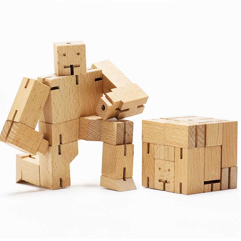 Printed CubeBot